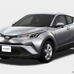 トヨタC-HRの中古車を安く購入する!無料お探しサービスと売れ筋人気グレードの紹介
